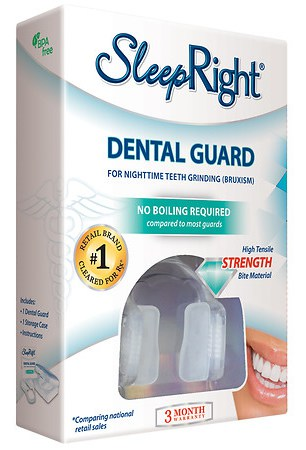 sleep right dental guard review
