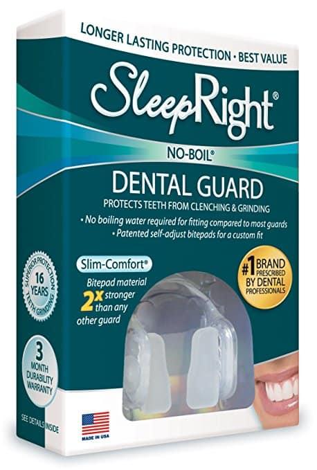 sleep right slim comfort