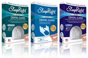 sleep right dental guards