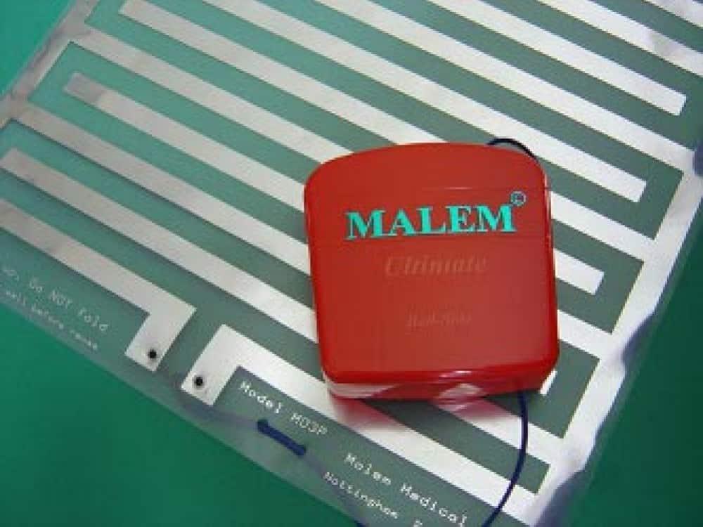 malem ultimate bedside alarm