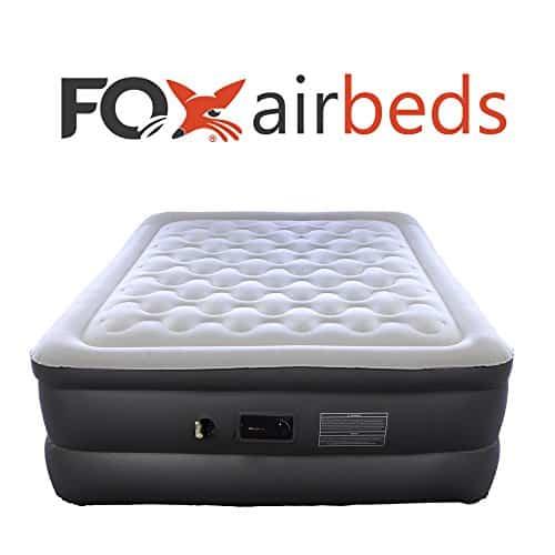 Air Mattress Review: Plush High Rise Air Mattress by Fox Air Beds