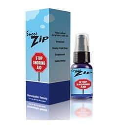 snore zip review