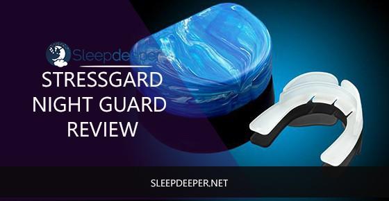 stressgard night guard review