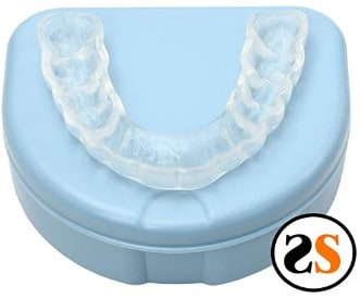 Custom Dual Laminate Teeth Night Grinding Guard