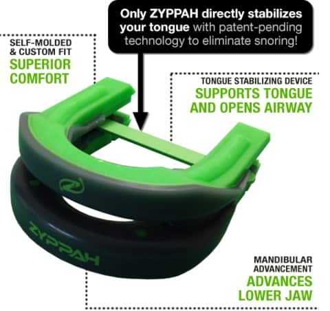 Zyppah Review: Is This the Best Stop Snoring Device? 2