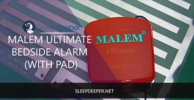 Malem Ultimate Bedside Alarm With Pad Review