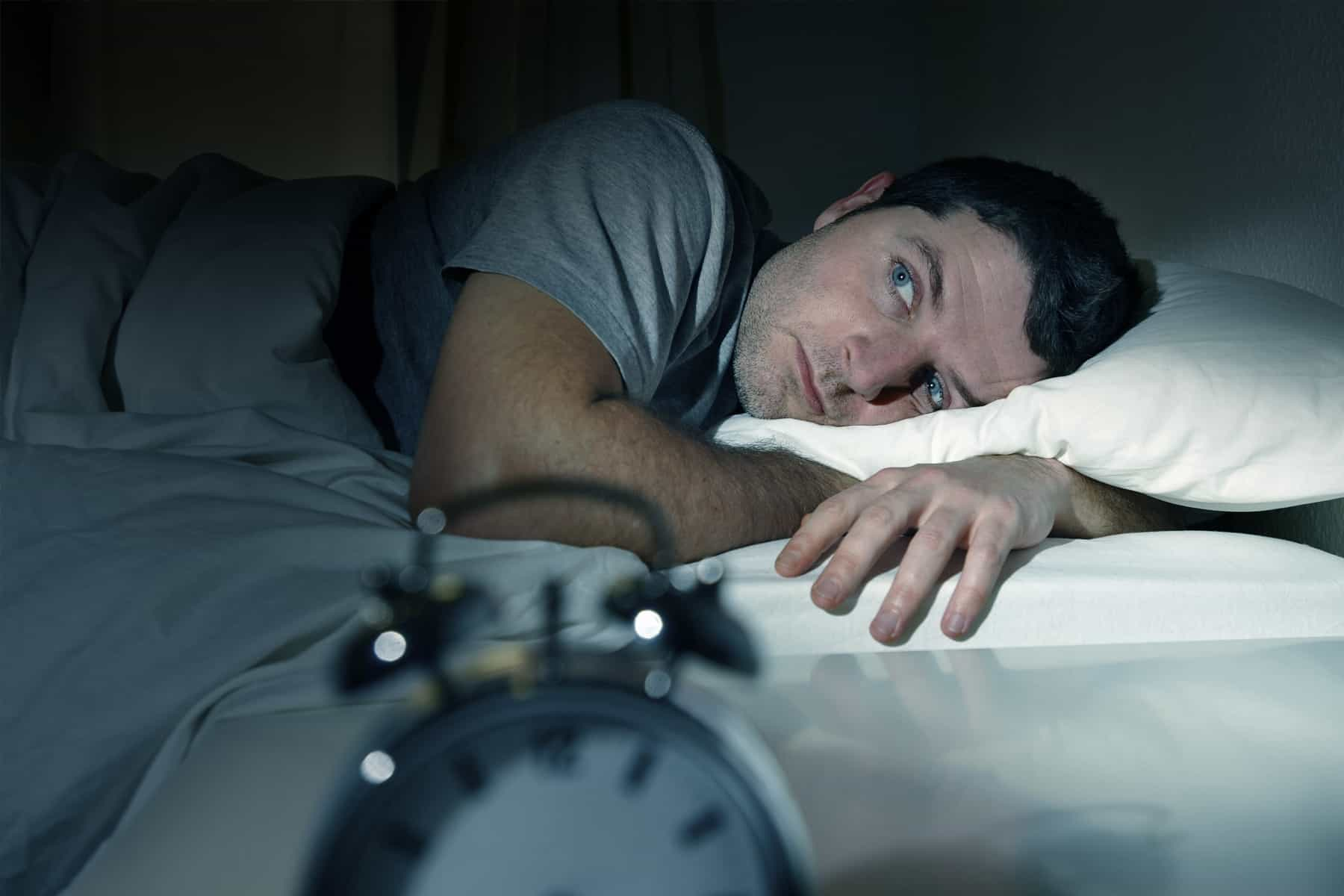 How To Treat Insomnia (NATURALLY) 21