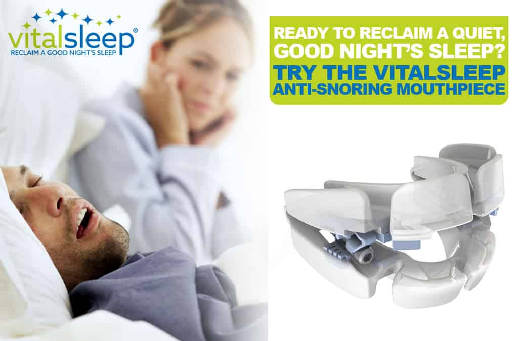 vital sleep mouthpiece reviews