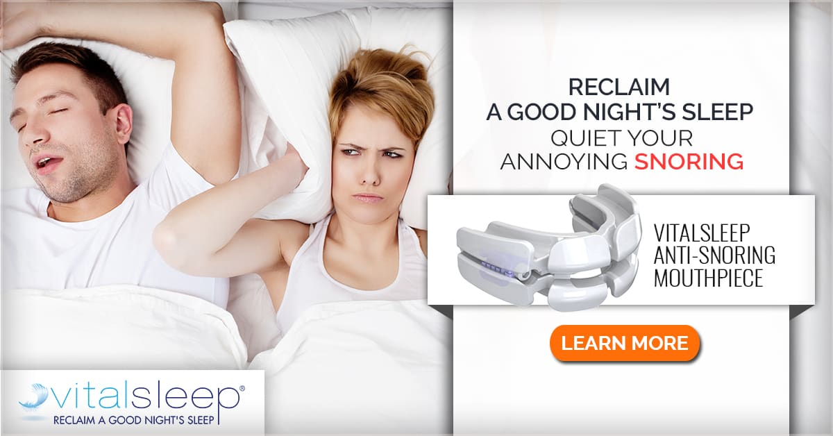 Is Vital Sleep Mouthpiece as Effective As Claimed? 1