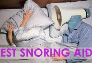 best snoring aids