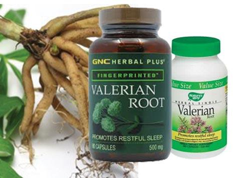 valerian tea sleep aid