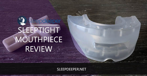 sleeptight mouthpiece review