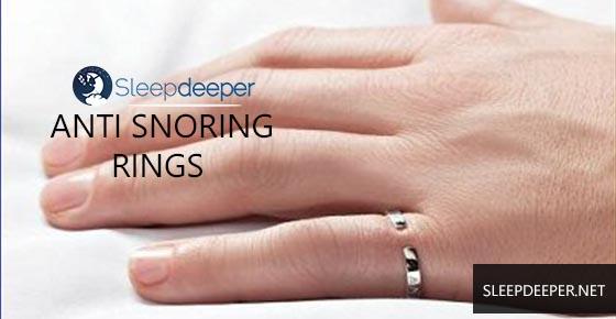 anti snoring rings review