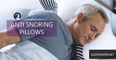 anti snoring pillow reviews