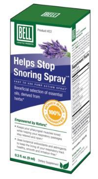Bell Stop Snoring Spray
