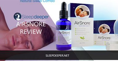 AirSnore Review: How Effective is this Anti Snore Product? 5