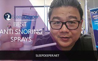 best anti snoring sprays reviews