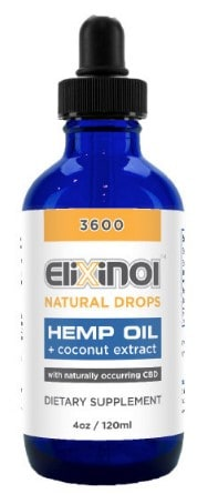 elixinol hemp cbd oil review
