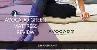 Avocado Mattress Review (Best Mattress for Side and Stomach Sleepers)