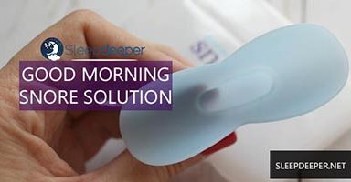 Good Morning Snore Solution Review (GMSS) 9