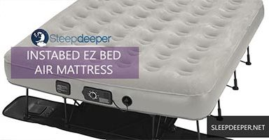 InstaBed EZ Bed Air Mattress Review 7