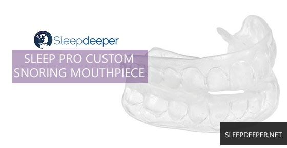 sleep pro custom snoring mouthpiece review