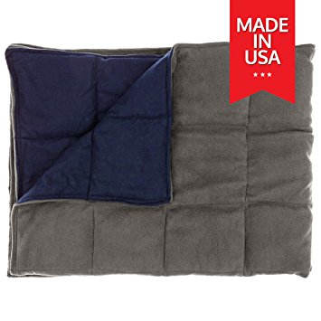 Top 8 Best Weighted Blankets for Adults & Children in 2020 3
