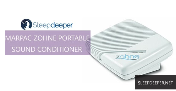 Marpac Zohne Sound Conditioner Review 3