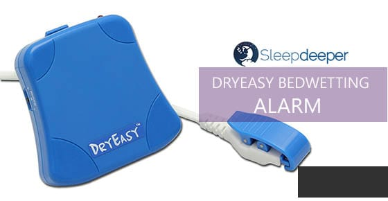 dryeasy bedwetting alarm review