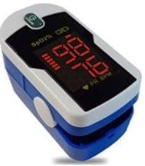Concord Fingertip Pulse Oximeter