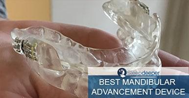 Best Mandibular Advancement Device For Sleep Apnea 2019