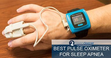 Best Pulse Oximeter for Sleep Apnea 1