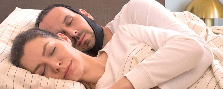 Best Snoring Chin Straps 1