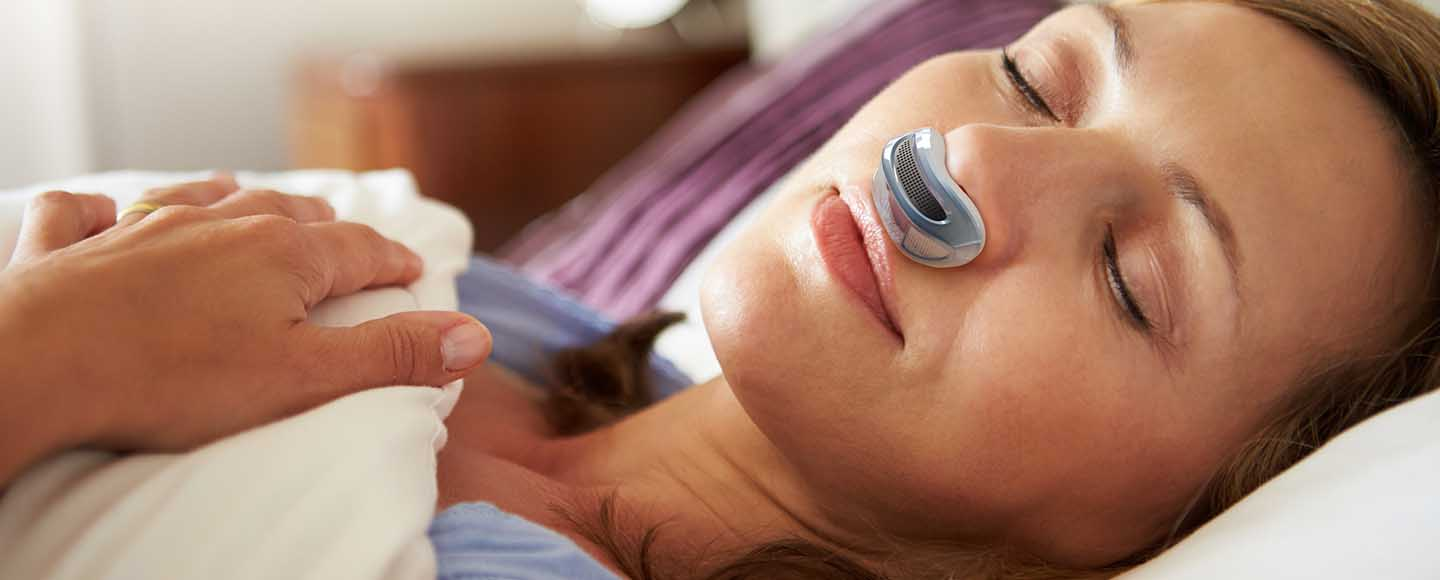Alterative to CPAP therapy