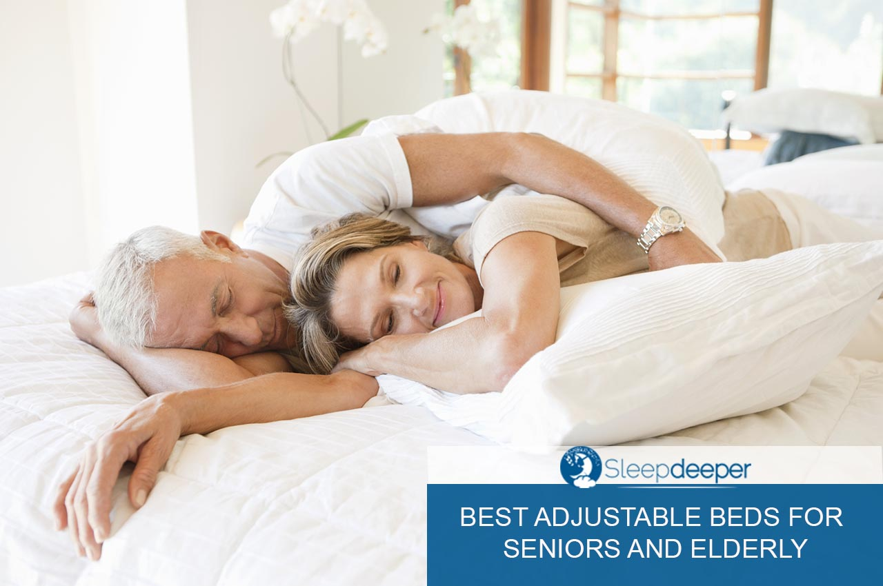 Best Adjustable Beds for Seniors and Elderly