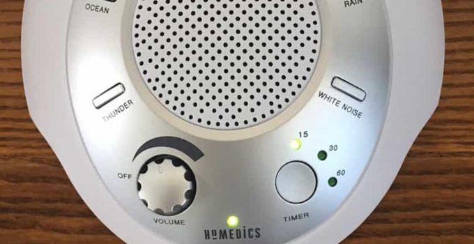HoMedics Sound Spa Review