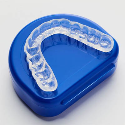 Single Hard Night Teeth Grinding Guard