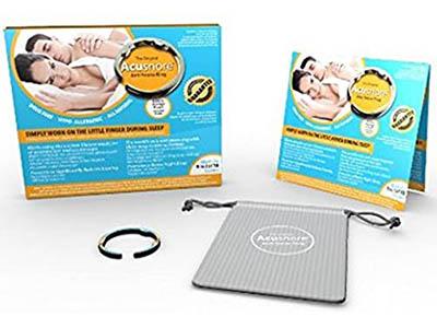3 Sizes Anti-Snoring Ring