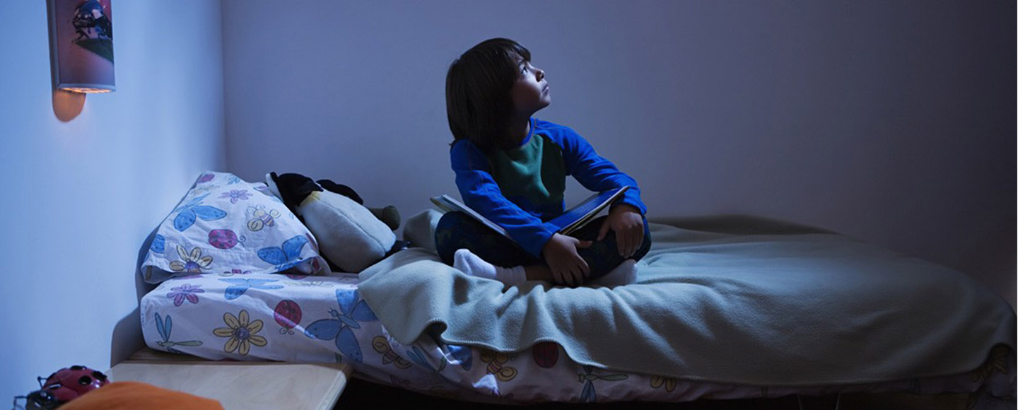 How to Help Your Child Not Be Scared at Night 1