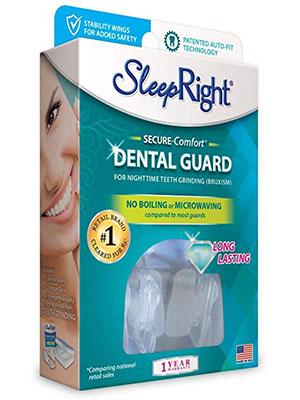 SleepRight Secure Comfort Night Guard