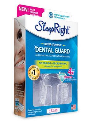 SleepRight Ultra Comfort Night Guard