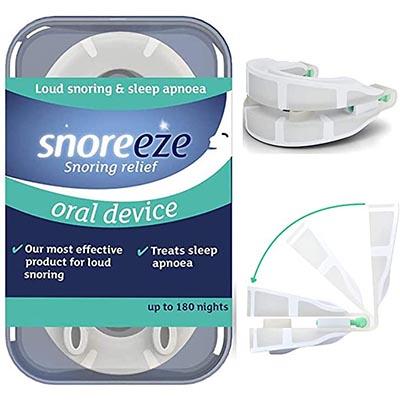 Snoreeze Oral Device