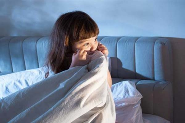 How to Help Your Child Not Be Scared at Night 2