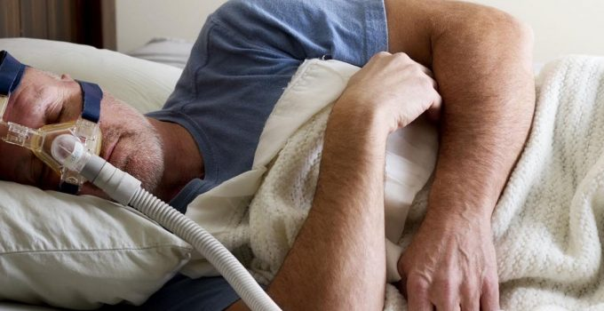 How to Sleep with CPAP Mask On 22