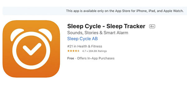 Best Sleep Apps for iPhone, Apple Watch & Android 4