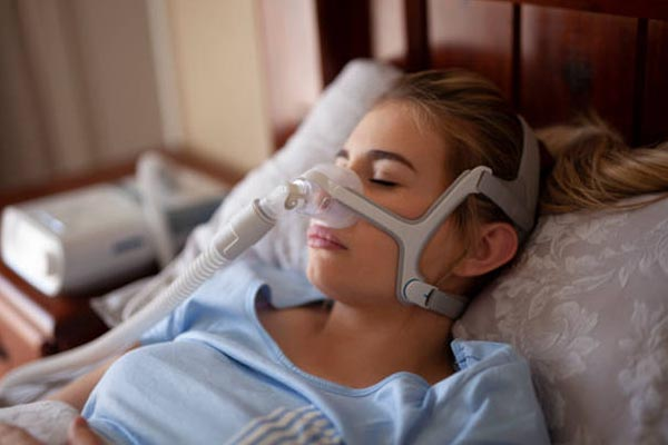 Does Using a CPAP Machine Cause Sinus Problems? 2